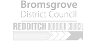 View application on Bromsgrove website