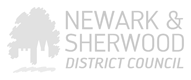 View application on Newark and Sherwood website