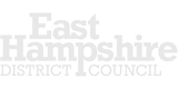 View application on East Hampshire website